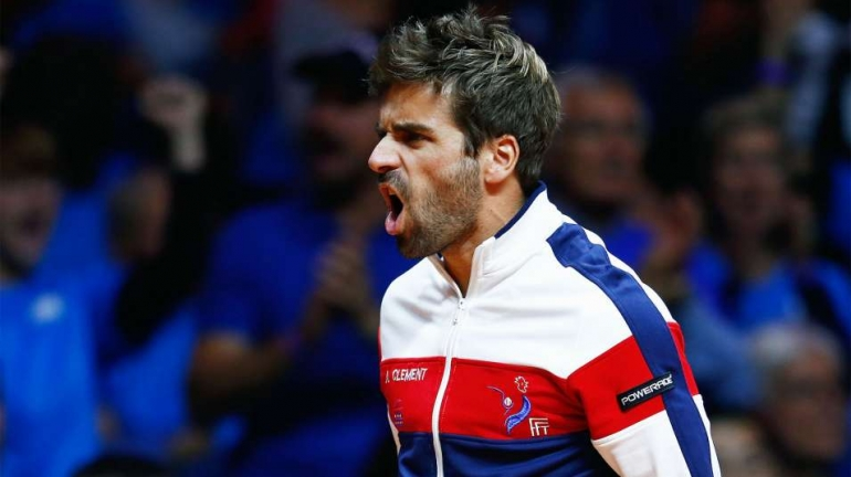 Clement to stay on as France Davis Cup captain