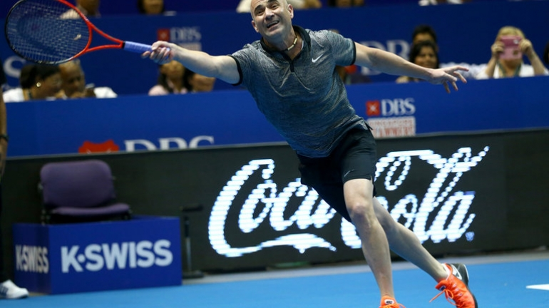 Fans will warm to new tournament in time: Agassi