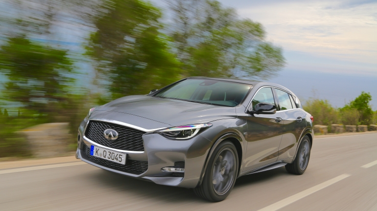 Rymco Gears up for Regional Launch of the All-new Infiniti Q30  In line with its debut in the Middle East and the Region